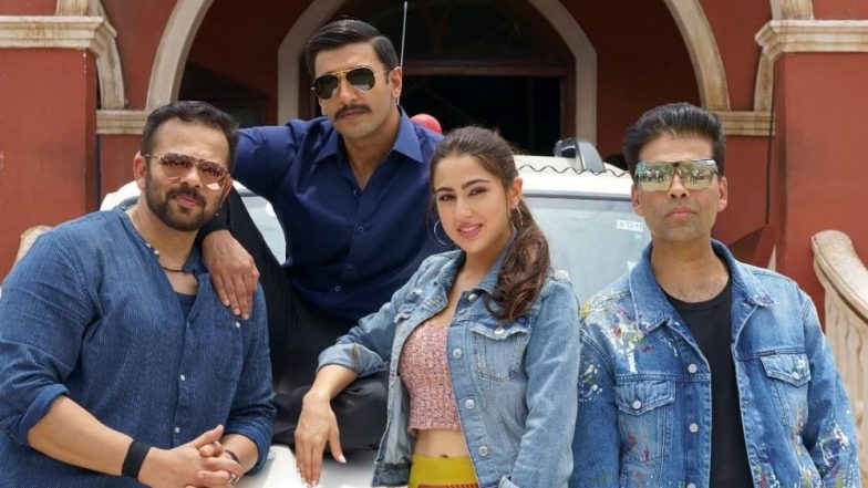 Birthday Girl Sara Ali Khan's Plans For The Day Involve Dancing But For A Simmba Song - Find Out More