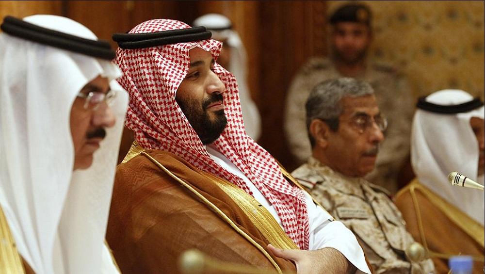 Saudi Crown Prince Mohammed bin Salman Calls Donald Trump Over Florida Shooting