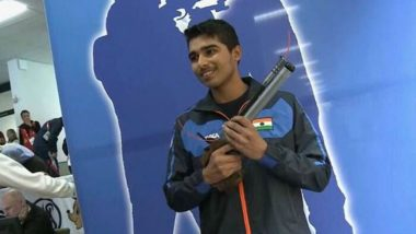 Saurabh Chaudhary Wins Gold Medal in Men's 10m Air Pistol Event at the ISSF World Cup 2019 in Munich