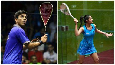 Dipika Pallikal and Saurav Ghosal Assure India of Medals! Squash Players Enter Semi-Finals in Women's & Men's Singles Semis at Asian Games 2018