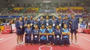 Sepak Takraw, India Won Its First-Ever Medal in This Traditional Southeast Asian 'Kick Volleyball' Event at Asian Games 2018: Know What the Sport Is?