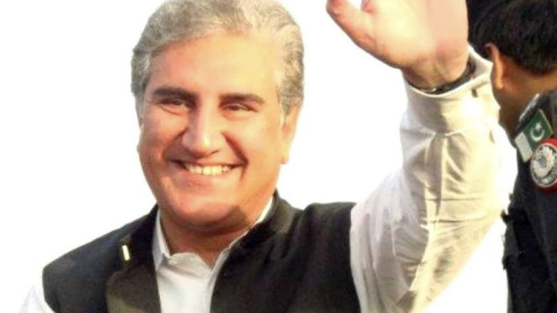 Pakistan Wants 'Continued and Uninterrupted' Dialogue With India, Says Shah Mahmood Qureshi
