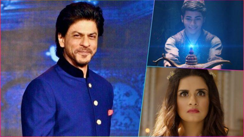 Shah Rukh Khan Inspires Aladdin? Siddharth Nigam-Avneet