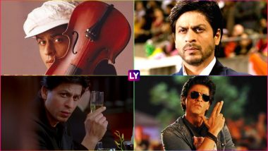 Shah Rukh Khan's Independence Day Week Releases: Fans Celebrate Anniversaries of 'Pardes', 'Kabhi Alvida Naa Kehna' to 'Chak De! India' and 'Chennai Express'