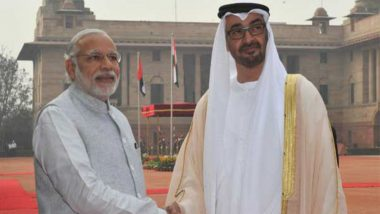 PM Narendra Modi to Receive 'Order of Zayed', UAE's Highest Civilian Honour, During His 2-Day State Visit