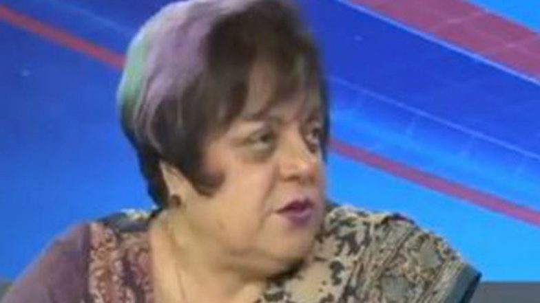 Pakistan Government Planning Proposal to Resolve Kashmir Conflict: Human Rights Minister Shireen Mazari