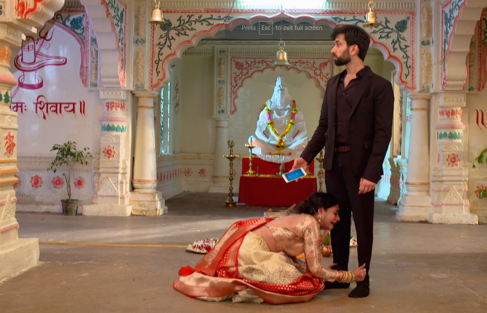 Ishqbaaz's Shivaay and Anika Wedding: What's With Glorifying