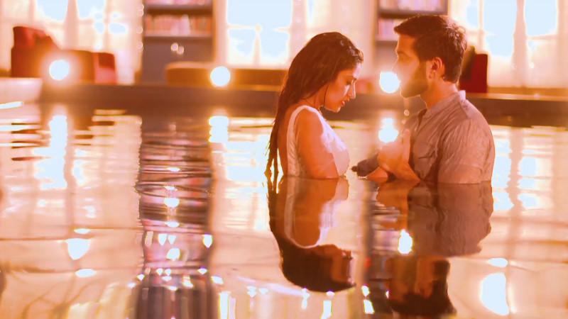 Ishqbaaz Shivaay-Anika's Hot Pool Romance Pics: 15 Sexy