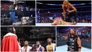 WWE Smackdown Results and Highlights, August 29, 2018: Samoa Joe vs AJ Styles, Randy Orton vs Jeff Hardy Finalised for Hell in a Cell PPV Event