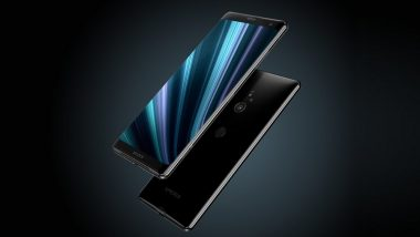 IFA 2018: Sony Xperia XZ3 With Curved OLED Display Revealed; To Go on Sale in the US by October