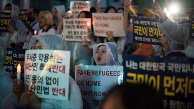 Islamophobia in South Korea, Protests Erupt Against Arrival of Yemeni Refugees