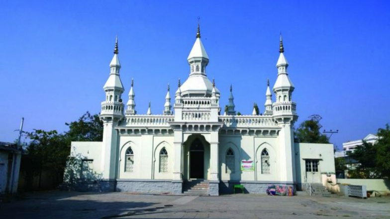 'Spanish Mosque' in Hyderabad to Open for All on Independence Day