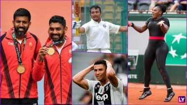 Sports Round-Up August 20 to 26: India at Asian Games 2018, Prithvi Shaw in Test Squad, Cristiano Ronaldo Misses Goal for Juventus Top Highlights This Past Week