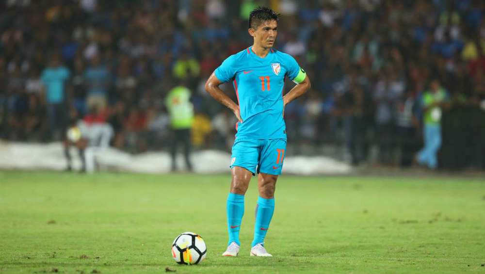 FIFA World Cup Qualifier 2022: India's Performance Against Bangladesh Was No Match to Atmosphere at Salt Lake Stadium, Says Sunil Chhetri