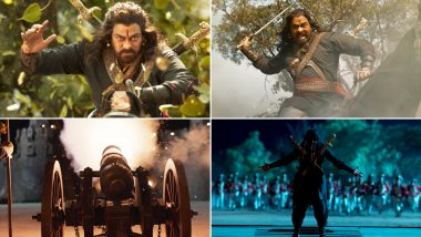 Sye Raa Narasimha Reddy Teaser: Megastar Chiranjeevi Invokes Awe as the Legendary Freedom Fighter - Watch Video