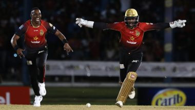 CPL 2018 Live Streaming and Telecast in India: Here's How to Watch Trinbago Knight Riders vs St Kitts & Nevis Patriots T20 Cricket Match Online and on TV