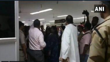 TMC MPs, Part of Delegation Stopped in Assam's Silchar, Arrested For Alleged Assault on Police