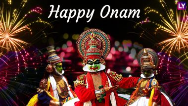 Happy Onam 2018 Wishes: WhatsApp Messages, GIF Images, Facebook Status, Quotes & SMSes to Send Beautiful Greetings on this Harvest Festival