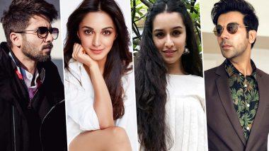 Kiara Advani-Shahid Kapoor, Rajkummar Rao-Shraddha Kapoor - Which Fresh Jodi Will Be The Next Hit Couple of Bollywood?