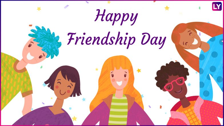 Friendship Day 2018 Wishes: GIF Images, SMS, WhatsApp Messages to ...