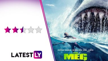 The Meg Movie Review: Jason Statham Battling a Giant Shark Isn't As Much Cheesy Fun As You Want It to Be