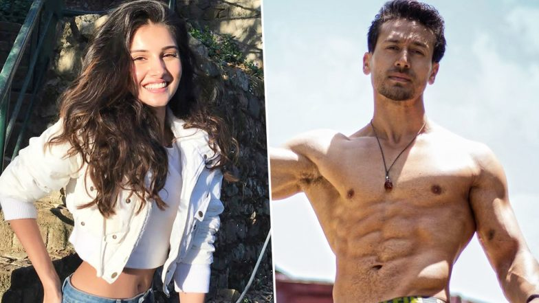 Ahem! What's Cooking Between Tiger Shroff and His Student of The Year 2 Co-Star Tara Sutaria?