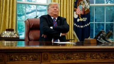 Donald Trump Sitting Cross-Armed Picture Has Turned Into a New Viral Meme, Check Funny Jokes!