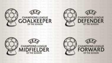 Cristiano Ronaldo, Lionel Messi, Mohamed Salah Among Other Players Short-listed For 2017/18 UEFA Club Competition Awards