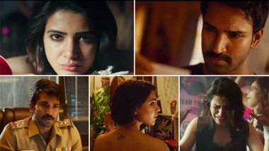 U Turn Trailer: Samantha Akkineni Takes The Charge in this Mystifying Thriller - Watch Video