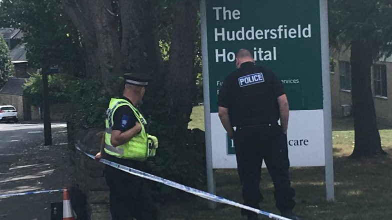 Yorkshire Attack: UK Police Cordon Off Huddersfield BMI Hospital Area, Call Ongoing Incident a 'Targeted Attack'