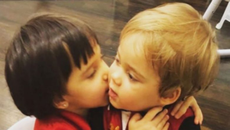 Karan Johar's Twins Yash and Roohi's Latest Pic is All About Sibling Love