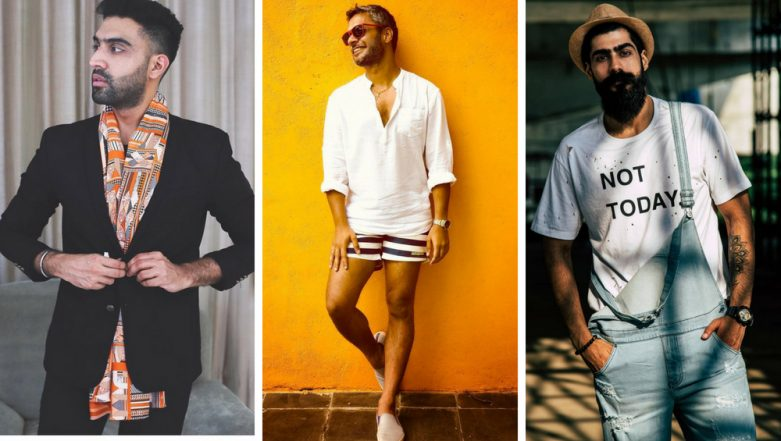 Men's Fashion: 7 Stylish Indian Men On Instagram You Need To Follow Right Now!