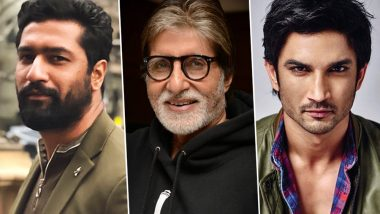 Amitabh Bachchan To Team Up With Sushant Singh Rajput, Jackie Chan and Vicky Kaushal For Aankhen 2? Read Details