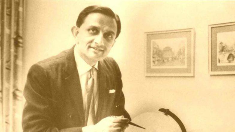 Marking 99th Birth Anniversary of India's Space Pioneer Vikram Sarabhai, ISRO Unveiled His Bust at its Bengaluru Headquarters