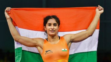 Vinesh Phogat Wins 3rd Successive Gold Medal in 53kg Category, Beats Local Wrestler Roksana in Poland Open 2019