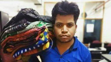 Blanket Merchant Vishnu, Who Went to Sell His Stock, Donates Entire Lot to Flood Hit Kerala