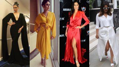 World Fashion Day: How Priyanka Chopra, Deepika Padukone, Kareena Kapoor Khan, Alia Bhatt Changed The Face Of Panache In Bollywood