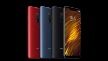 Xiaomi's POCO F1 Smartphone All Set to Launch Tomorrow in India