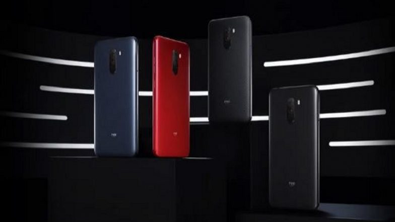 Xiaomi POCO F1 Second Flash Sale Starts Today at Noon; Specifications, Features and Discounts Being Offered