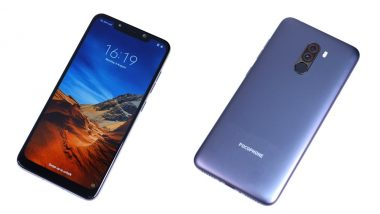 POCO by Xiaomi to Launch Its Flagship POCO F1 Smartphone in India on August 22; Expected Prices, Specifications & Features