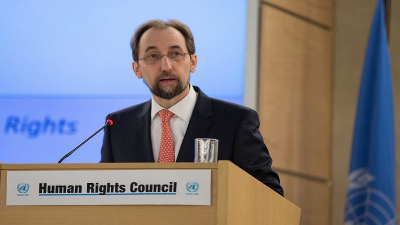 Human Rights Chief Warns that Current World Attitude Could Lead to Collapse of United Nations