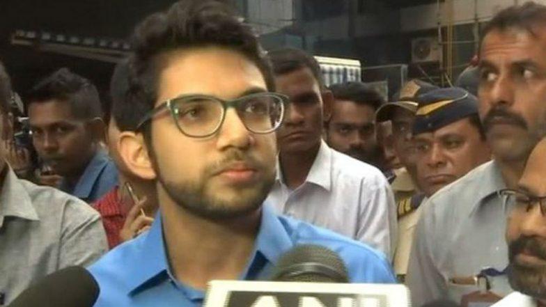 Yuva Sena Chief Aaditya Thackeray Urges Modi Government to Bring Pre-Primary Admissions Under RTE