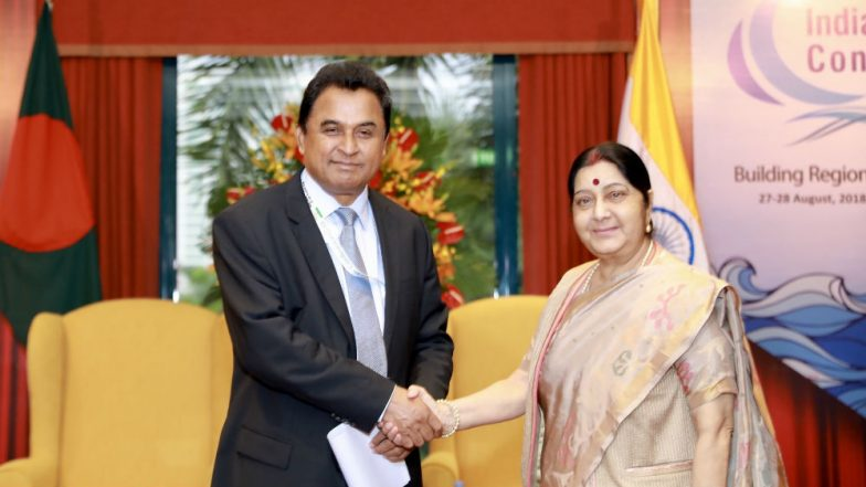 Relief Is Just a Tweet Away, Assures Sushma Swaraj to Indian Dispora in Vietnam