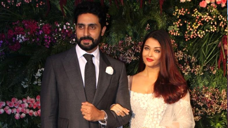 Aishwarya Rai and Daughter Aaradhya Enjoy Pool Time in Maldives, Hubby Abhishek Bachchan Shares Picture from Their Wedding Anniversary Vacation