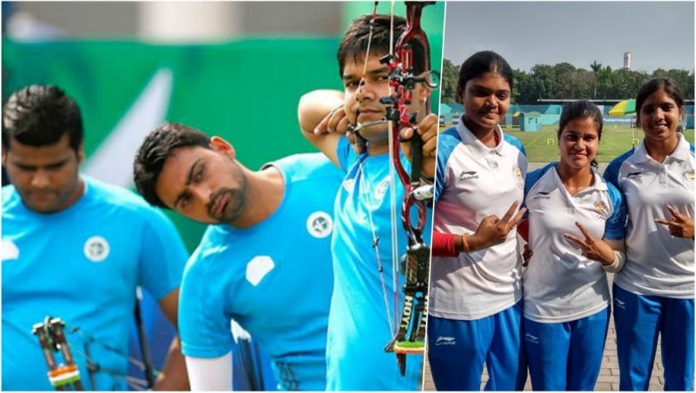 Asian Games 2018 Archery: Indian Men's and Women's Compound Teams Enter Gold Medal Match Finals