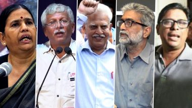 Bhima Koregaon Raids: Pune Police Claims Plot Hatched to Overthrow Government