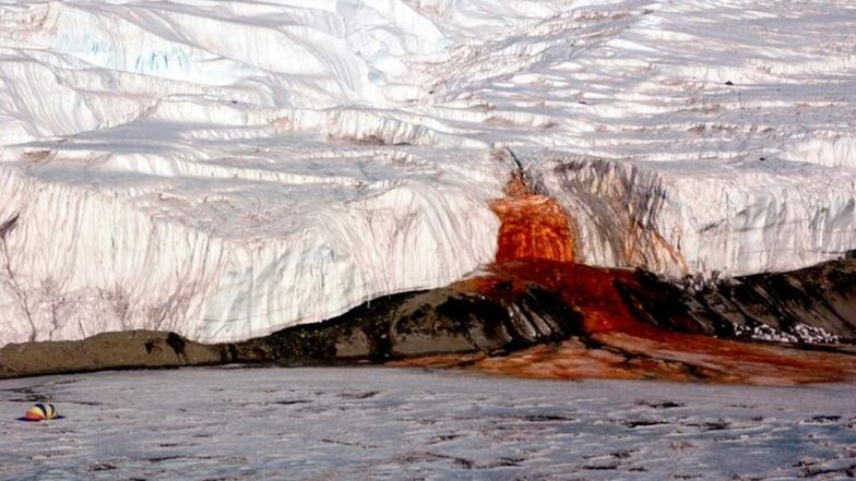 Blood Falls in Antarctica? Scientists Have Solved The Mystery of Flowing Red Water Decades Later
