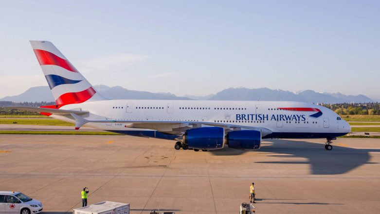 British Airways Resumes Flights to Pakistan More Than 10 Years After Suspending Its Service Due to Bomb Blast