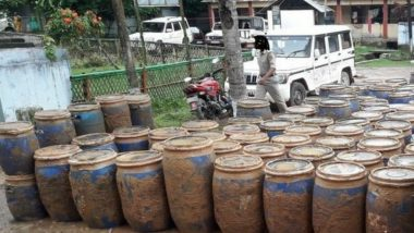 DRI Seizes 3,800 Kg-Worth Cannabis in 2 Days From Tripura, Assam