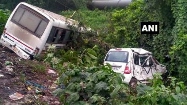 Gurunath Waman Lasne, Thane BJP Vice President, Dies in Road Accident in Bhiwandi